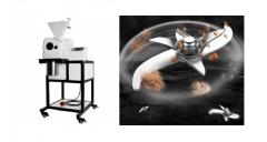 <strong>高通量组织研磨仪与切割式粉碎机研磨中药材对</strong>